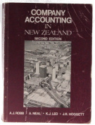 Company Accounting in New Zealand