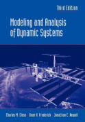 Modeling and Analysis of Dynamic Systems 3E