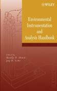 Environmental Instrumentation and Analysis Handboo K