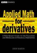 Applied Maths for Derivatives