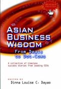 Asian Business Wisdom