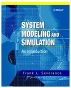 System Modeling and Simulation