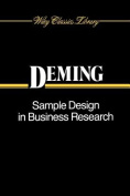Sample Designs in Business Research
