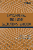 Environmental Regulatory Calculations Handbook