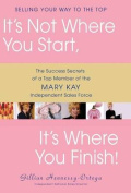It's Not Where You Start, It's Where You Finish!