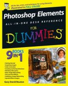 Photoshop Elements All-In-One Desk Reference for Dummies