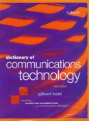Dictionary of Communications Technology
