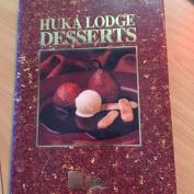 Huka Lodge Desserts