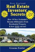 New Zealand Real Estate Investors' Secrets