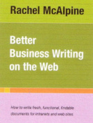 Better Business Writing on the Web