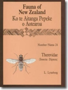 Fauna of New Zealand Number 24