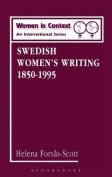 Swedish Women's Writing, 1850-1995 (Women in Context