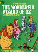 The Wonderful Wizard of Oz Colouring Book