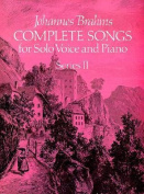 Complete Songs for Solo Voice and Piano (Two Volumes)