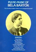 Piano Music of Bela Bartok