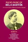 Piiano Music of Bela Bartok