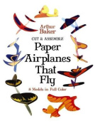 Cut and Assemble Paper Airplanes That Fly