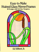 Easy-To-Make Stained Glass Mirror Frames