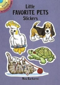 Little Favorite Pets Stickers