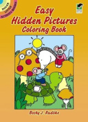 Easy Hidden Pictures Coloring Book