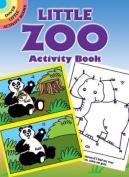 Little Zoo Activity Book