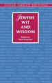 Jewish Wit and Wisdom