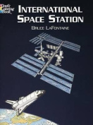 International Space Station Colouring Book