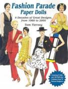 Fashion Parade Paper Dolls