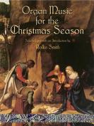 Alfred 06-427846 Organ Music for the Christmas Season - Music Book