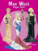 Mae West Paper Doll