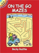 On the Go Mazes (Dover Little Activity Books