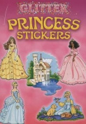 Glitter Princess Stickers