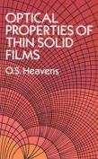 The Optical Properties of Thin Solid Films