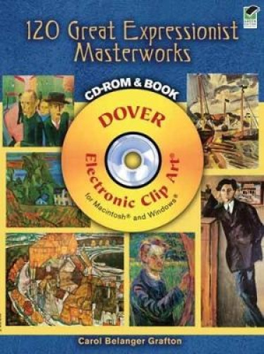 120 Great Expressionist Masterworks (Dover Electronic Clip Art).