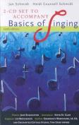 Set to Accompany Basics of Singing