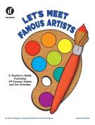 Let's Meet Famous Artists, Grades 1 - 6