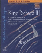King Richard III Audio Cassette  [Audio]