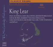 King Lear Set of 3 Audio CDs  [Audio]