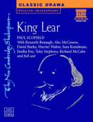 King Lear Audio Cassettes x 3  [Audio]