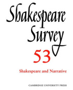 Shakespeare Survey: An Annual Survey of Shakespeare Studies and Production