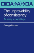The Unprovability of Consistency