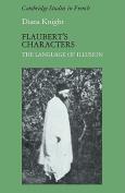 Flaubert's Characters