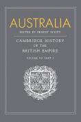 Australia: Volume 7, Part 1, Australia