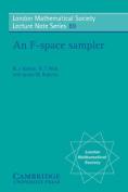 An F-space Sampler