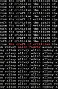 Craft of Criticism