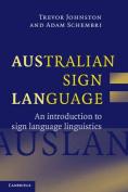Australian Sign Language (Auslan)