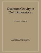 Quantum Gravity in 2+1 Dimensions