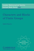 Characters and Blocks of Finite Groups