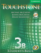 Touchstone Student's Book 3B with Audio CD/CD-ROM