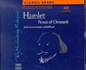 Hamlet, Prince of Denmark 4 Audio CD Set [Audio]